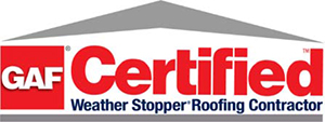 gaf-certified-roof repair